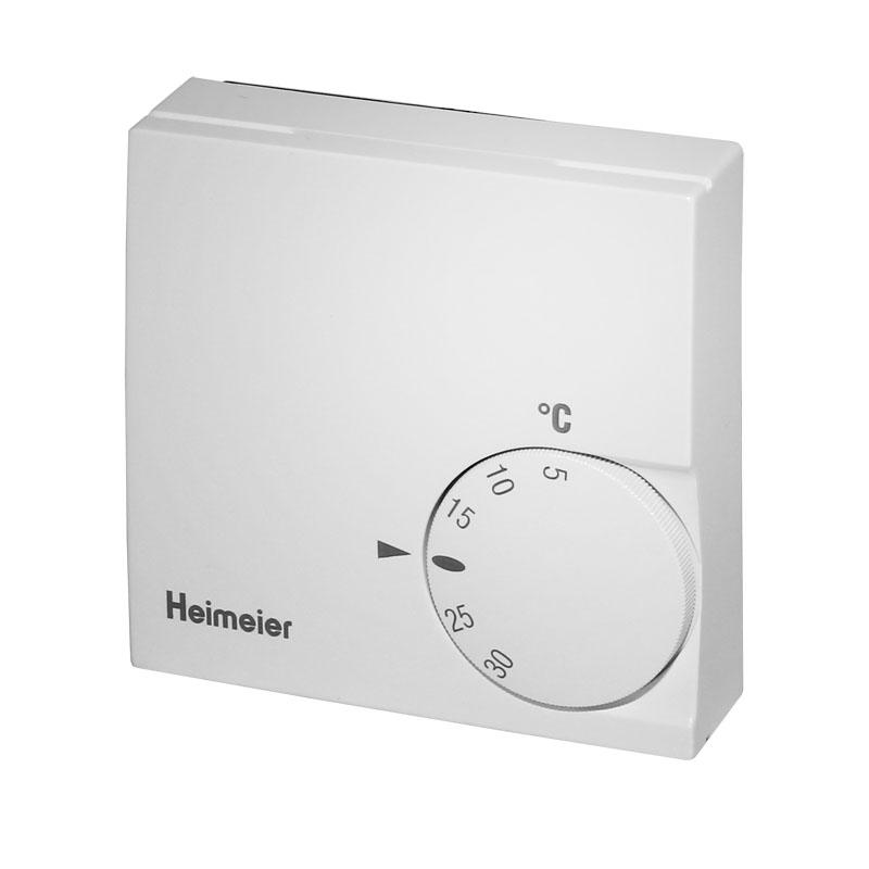 heimeier thermostat raumthermostat 230 volt 5 30 c nur eur. Black Bedroom Furniture Sets. Home Design Ideas