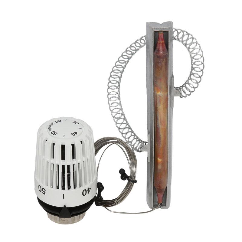 heimeier thermostatkopf k mit anlegef hler und. Black Bedroom Furniture Sets. Home Design Ideas