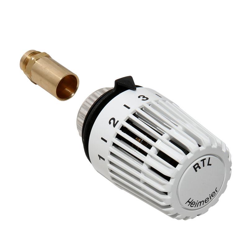 Heimeier ventilkopf