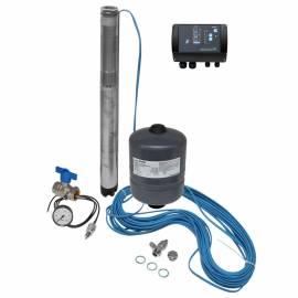 Grundfos SQE 3-65 Konstantdruckpaket Wasserversorgungspaket 96524501 Brunnenpumpe - Bild vergrößern