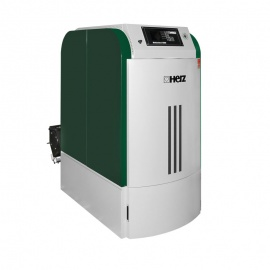Herz pelletstar 10 BioControl Pelletkessel für flexible Förderschneckenaustragung P030100-001 - Bild vergrößern