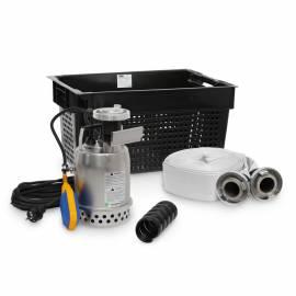SFA EMERGENCY SET Flutset bestehend aus Box, Schmutzwasserpumpe und 15m C Schlauch SANISUBSTEEL-101 - Bild vergrößern