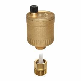 Watts Schnellentlüfter automatischer Entlüfter 1/2- 10 bar 110C° 10027875 - Bild vergrößern