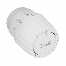 danfoss thermostat typ ra 2990 wei serviceelement nur eur. Black Bedroom Furniture Sets. Home Design Ideas