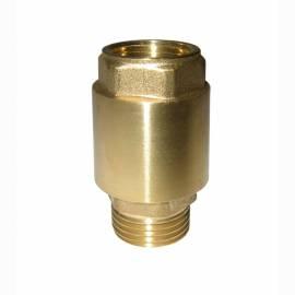 Laing Schwerkraftbremse Rückschlagventil Rückflußverhinderer 1/2- DN 15 Artnr. 9500001 - Bild vergrößern