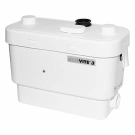SaniVite SFA Sanibroy Hebeanlage Sanivite Abwasserhebeanlage für Waschmaschine - Bild vergrößern