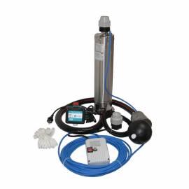 WILO SUB TWI 5-SE 306 EM Plug & Pump 2543633 optimal für die Zisterne - Bild vergrößern