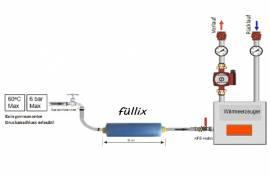 FÜLLIX Vollentsalzungspatrone für Heizungswasser Vollentsalzung Wasserbehandlung Heizung VDI 2035 - Bild vergrößern