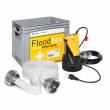 Jung Erste Hilfe Flutbox mit U5KS mit 10m Kabel Tauchpumpe 12,5m C-Schlauch JP09479