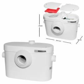 SFA Sanibroy SaniAccess 2 Hebeanlage Abwasserhebeanlage WC Waschbecken Urinal - Bild vergrößern