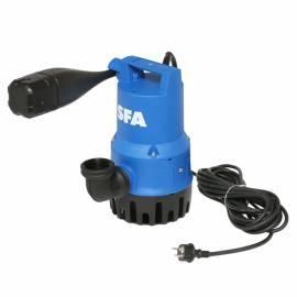 SFA Sanisub 400 Tauchpumpe 10m Kabel mit Schwimmerschalter Schmutzwasserpumpe - Bild vergrößern