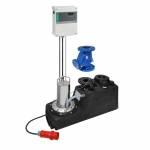 WILO DrainLift S 1/6T RV, 400 Volt Hebeanlage Abwasserhebeanlage inkl. Rückschlagventil  2544877