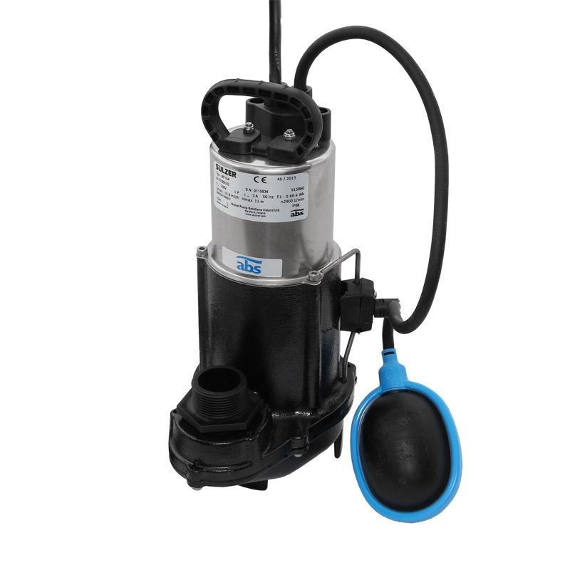 ABS MF 154 W/KS Tauchpumpe Schmutzwasserpumpe mit Schaltautomatik ...