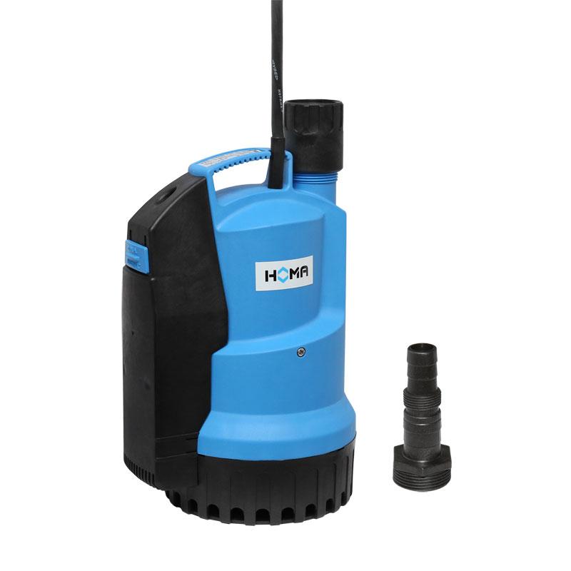 Tauchpumpe Schmutzwasserpumpe Gartenpumpe Homa Chromatic C250 WE