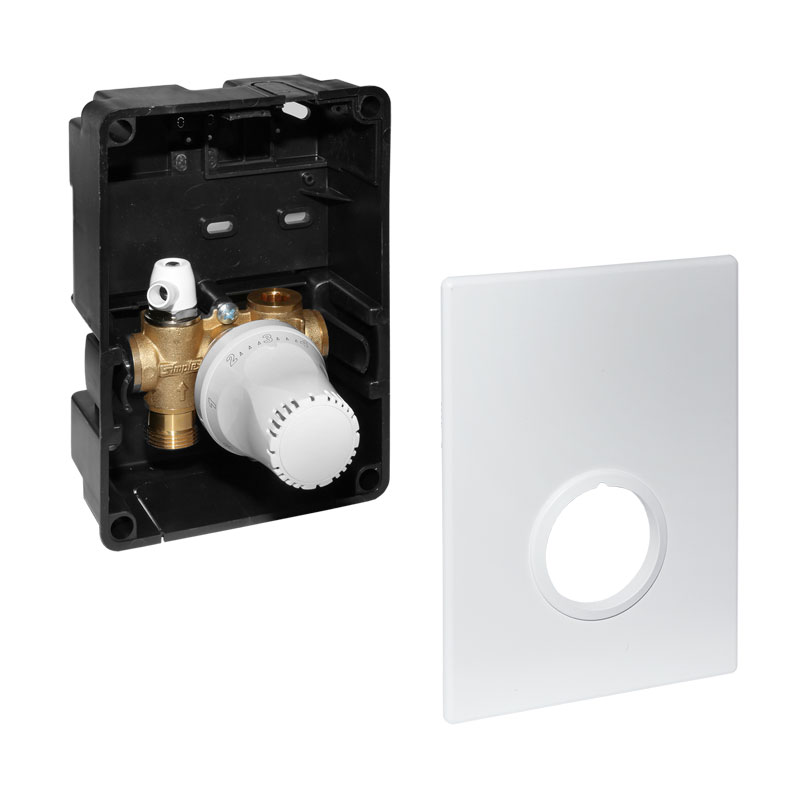 RTL-TH-Regelbox ohne Thermostat