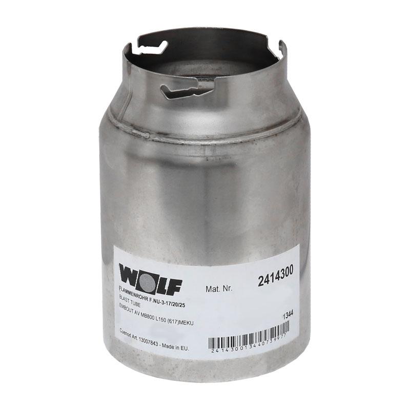 WOLF Flammrohr Brenner 01B/C.1/2/3-MH für Stahlkessel... nur 233.90 EUR