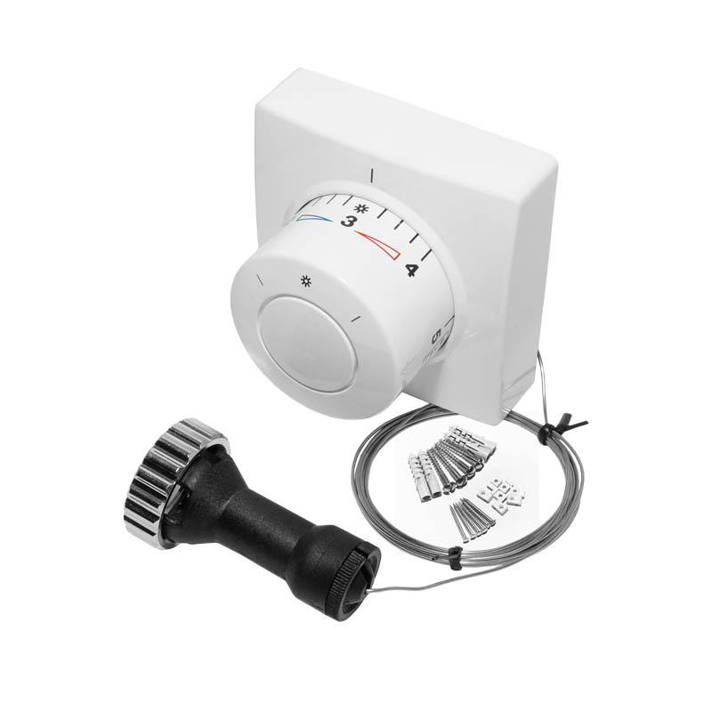 HEIMEIER Thermostat-Kopf F Ferneinsteller Fernthermostat... nur ...