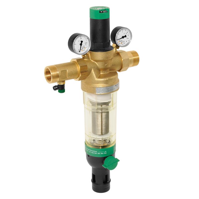 Honeywell Hauswasserstation Hs10 S Dn 32 Rückspülfilter Nur 442 90 Eur
