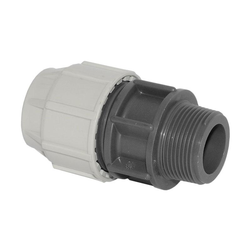 Plasson Pe Rohr Verbindung Pe 40 X 1 1 2 Ag Nur 12 50 Eur